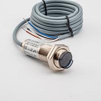 CDD 系列 金属圆柱型漫反射光电开关-5