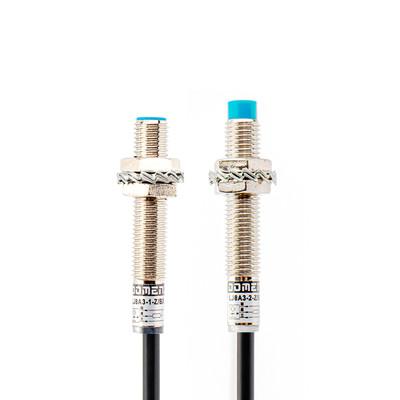 LJ08A3 系列 经济款 圆柱形电感式接近开关