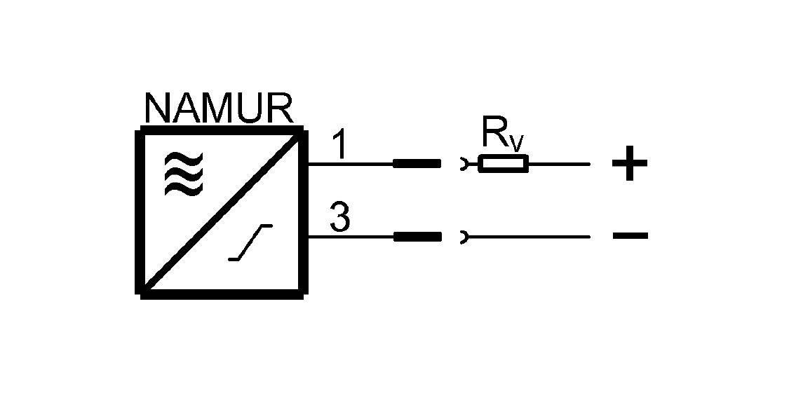 BES 516-300-S315-S4-N (BHS004K) 耐高压接近开关-接线图