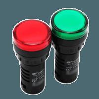 红、绿双色可选 DC24V 信号指示灯-2