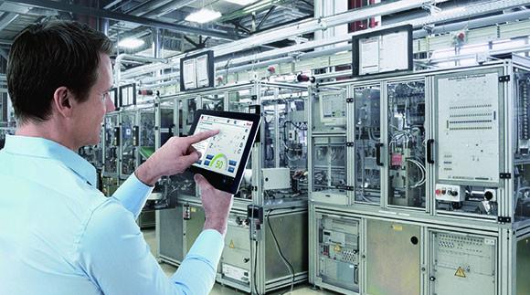 无需外部PLC——工业4.0时代下的智能驱动系统已经具备了足够的智能化